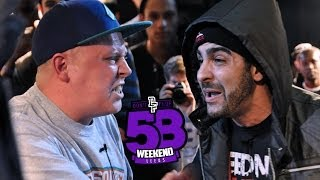 DIZASTER VS UNANYMOUS | Don
