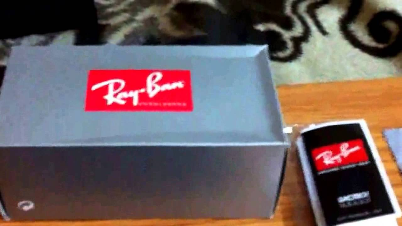 купить очки оригинал ray ban - YouTube