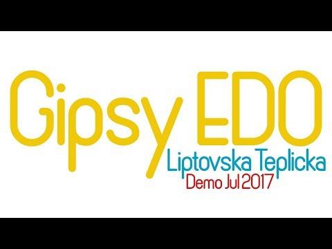 Gipsy Edo Jul 2017 - A TU MANGE