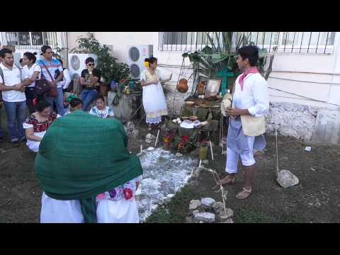 Yucatan dia de muertos hanal pixan