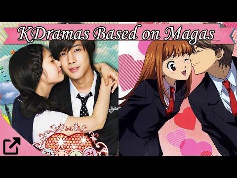 Top Korean Dramas Based on Maga & Anime