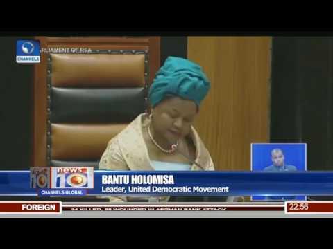 "S/A ""No Confidence Vote"": Court Allows Secret Vote On Zuma"
