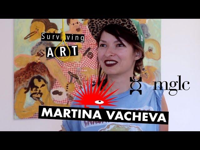 Martina Vacheva - On happiness in eastern Europe