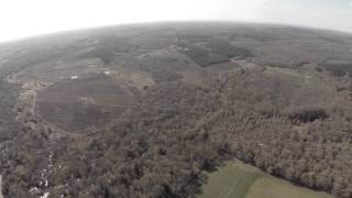 Aerial Video of Longmeadow Campsite