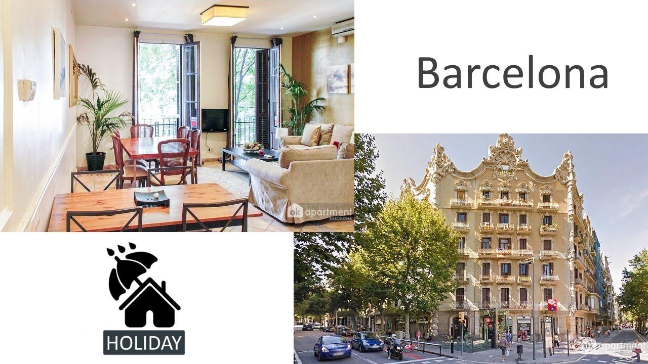 Ferienapartment Barcelona ferienwohnung in spanien helle wohnung barcelona barcelonacheckin