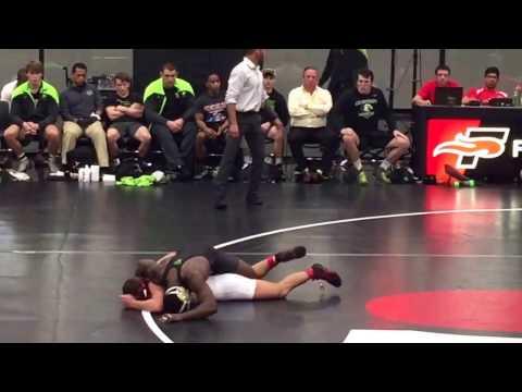 Wrestling at Southeastern University in Lakeland