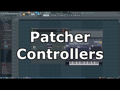 FL Studio's Patcher Tip: Using Formula Controller to Customi