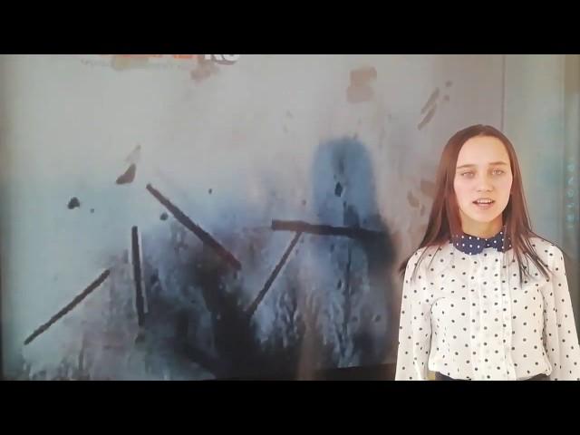 Изображение предпросмотра прочтения – АльвинаАхметова читает авторское произведение «Сталинграду»