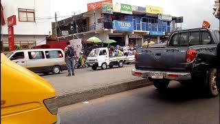 Street Selling In Accra Ghana