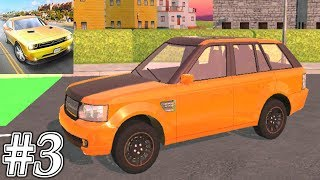 My Holiday Car | Orange Jeep Car Driving | Android GamePlay #3