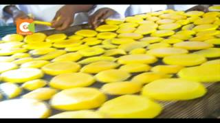 Teaser Smart Farm mango drying in Murang'a