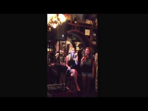 Cafe' L' Europe St Armand's circle Sarasota, FL Jacquie Dixon Rolling in the Deep at