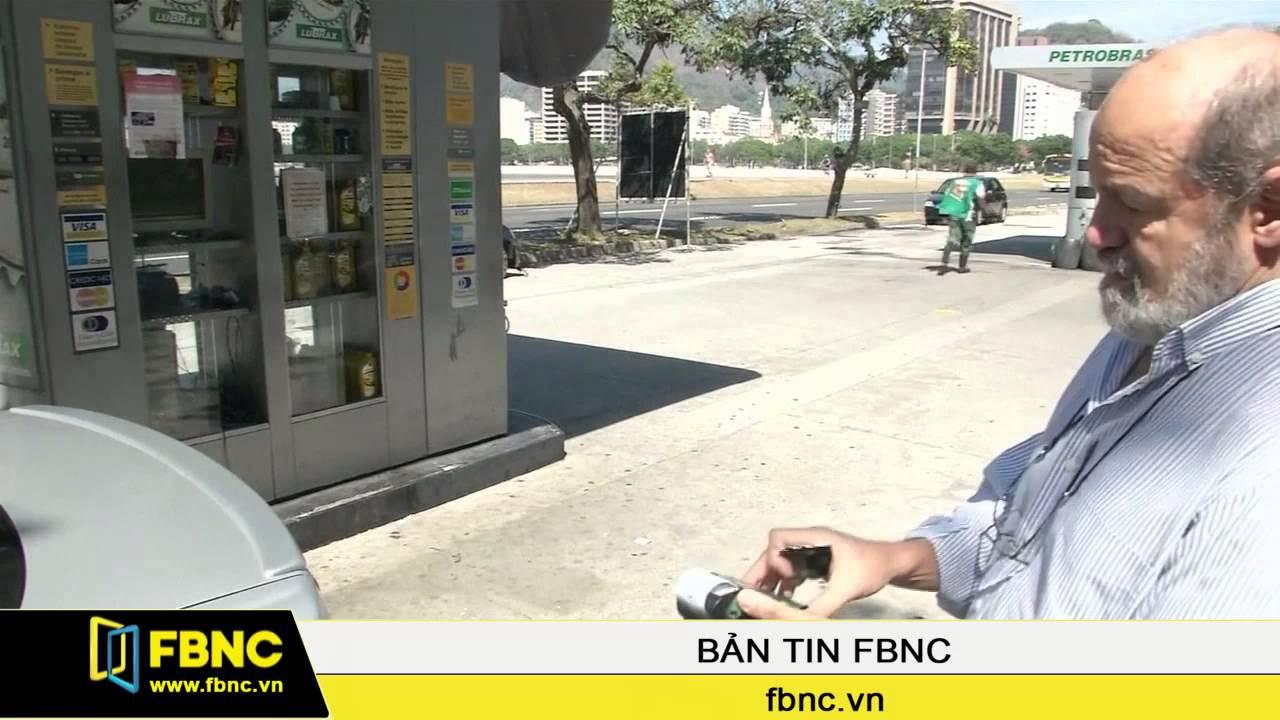 Brazil: Củng cố tài chính, Petrobras tăng giá xăng dầu