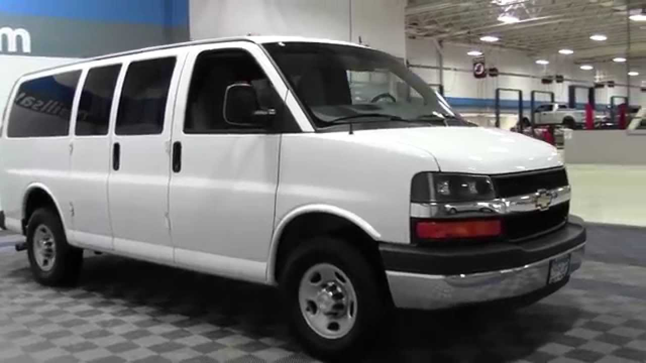 965043f2c6 2013 Chevrolet Express Van 2500 LT 2U150010 - YouTube