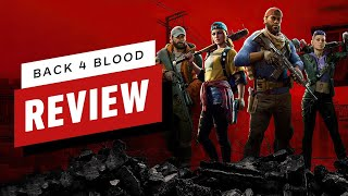Back 4 Blood Review (Video Game Video Review)