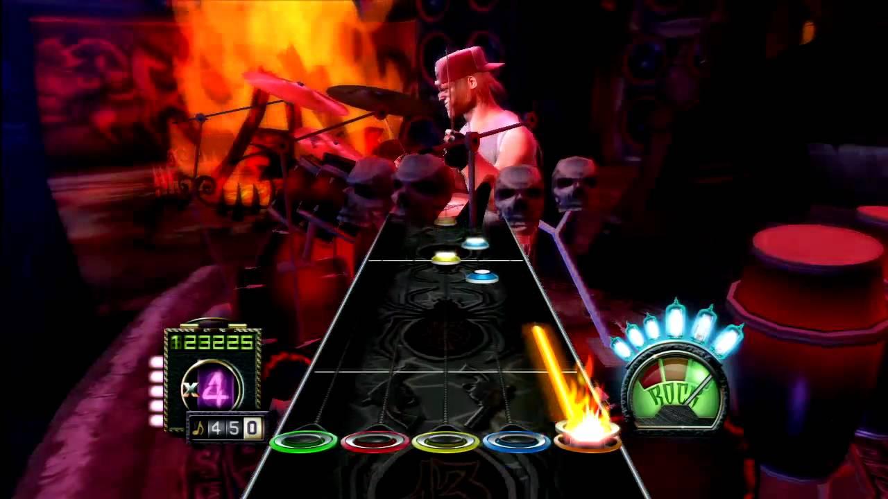 720p hd guitar hero 3 dlc rock of ages live expert guitar 100 fc youtube - Guitar hero 3 hd ...