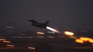أخبار عربية | مقتل 7 عناصر من تنظيم #داعش في قصف جوي غرب العراق