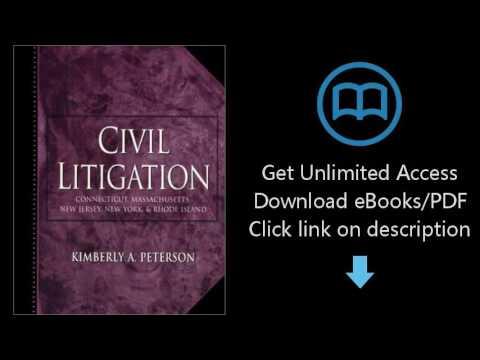 Civil Litigation: Connecticut, Massachusetts, New Jersey, New York, and Rhode Island