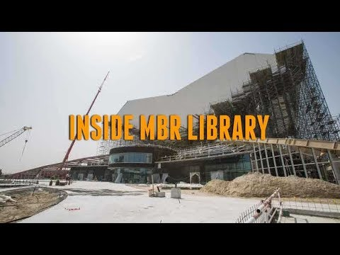 Building Dubai's Mohammed bin Rashid Library