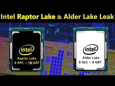 Intel Raptor Lake & Alder Lake Leak: Dates, Core Configs, and 24 Cores to Fight AMD Zen 4