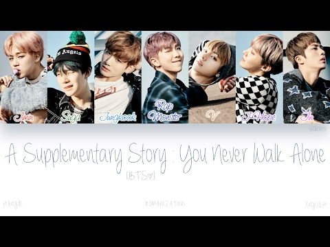 Клип BTS - A Supplementary Story : You Never Walk Alone