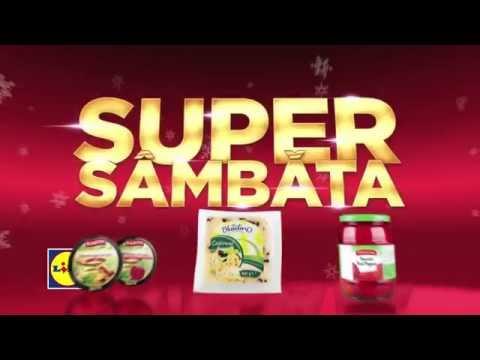Super Sambata la Lidl • 14 Ianuarie 2017