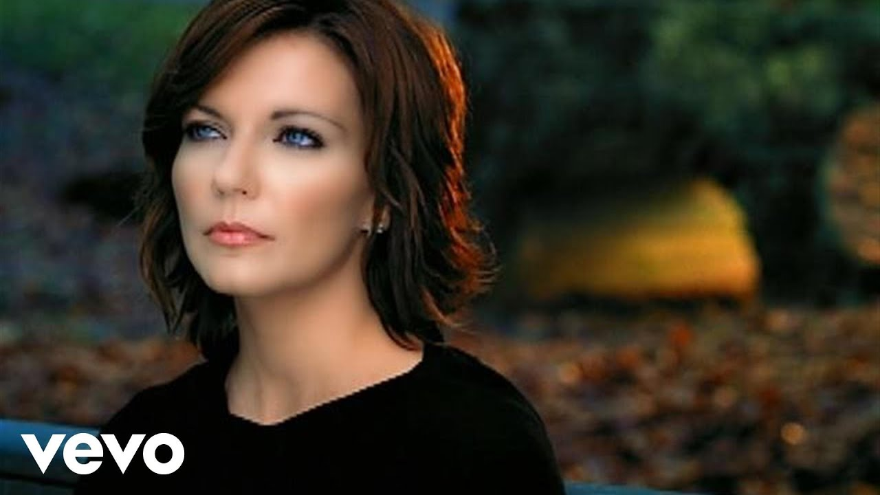 martina mcbride, god's will