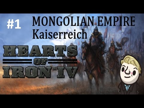 HoI4 - Kaiserreich - The Mongols Awaken - Part 1