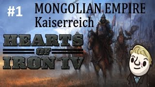 HoI4 - Kaiserreich - The Mongols Awaken - Part 1