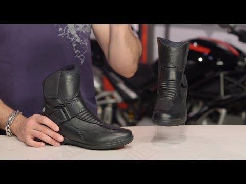 Alpinestars Stella Valencia WP Boots Review at
