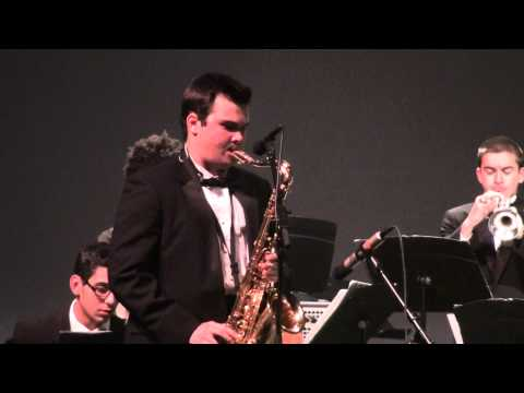 Dr Phillips High School Jazz Band In a Sentimental Mood
