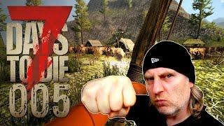 7 Days to Die [005] [Bombenstimmung am Militärcamp] Let's Play Gameplay Deutsch German thumbnail