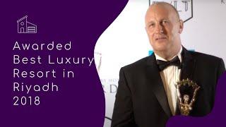 Al Nakhla Residential Resort Country Winner | Luxury Expat Apartments Riyadh, Saudi Arabia