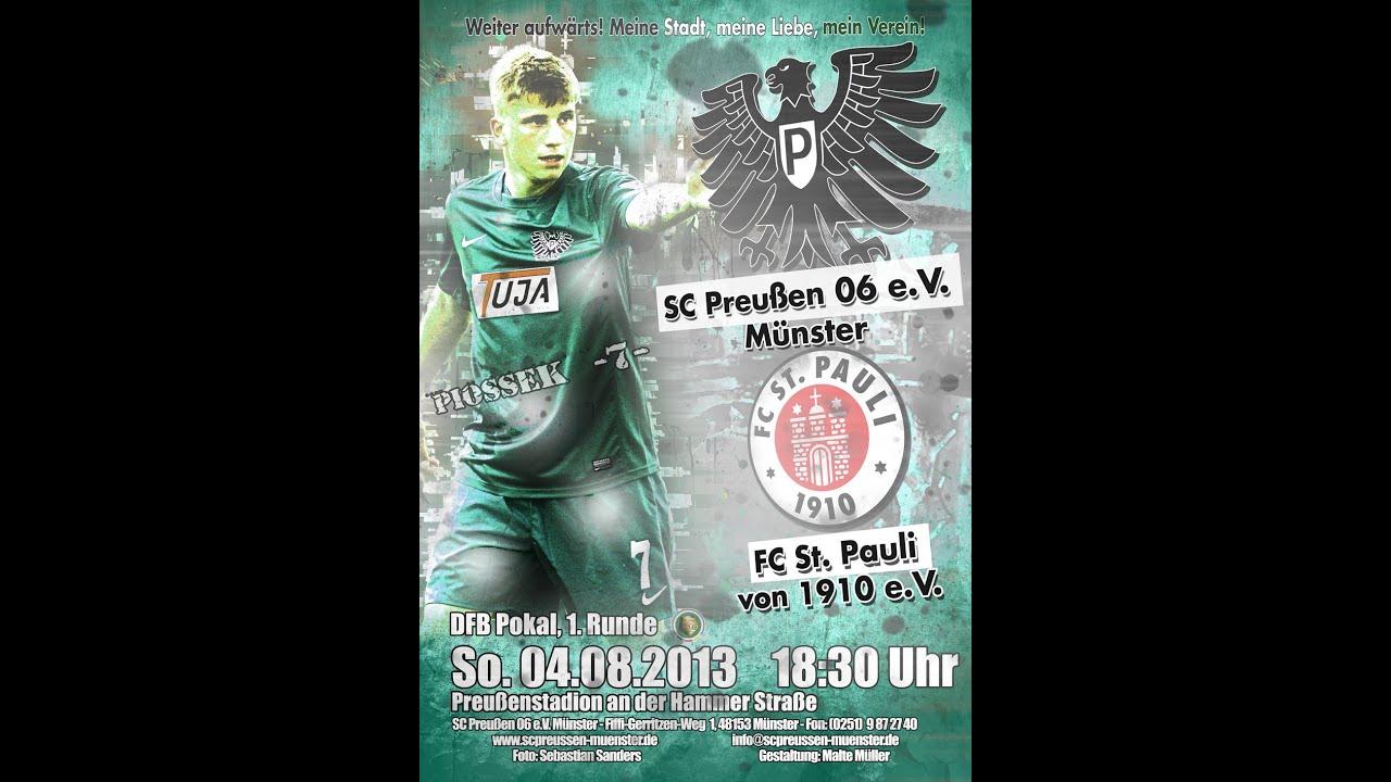 Dfb Pokal 1. Runde