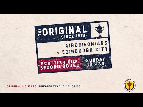 Airdrieonians Edinburgh City Goals And Highlights
