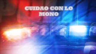 Control Callejero FT Teniente Coronel - Cuidao Con Lo Mono - Johan Prod-