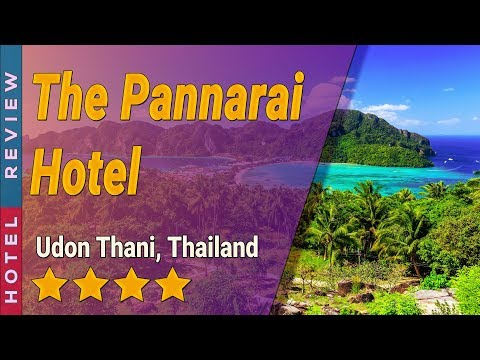 The Pannarai Hotel hotel review   Hotels in Udon Thani   Thailand Hotels