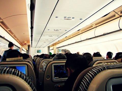 Etihad Airways Flight Review: EY862 Abu Dhabi to Shanghai