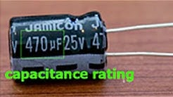 DSM ECU Repair - Capacitor Replacment