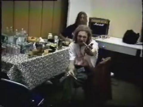Alice in Chains 1991 Mike Starr, Layne Staley,Sean Kinney,Aaron Woodruff,MegadethOBSSmedia.wmv