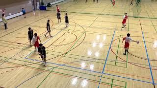 ハンドボール最高!20101214 エルムクラブvs北海道大学 札幌秋季大会