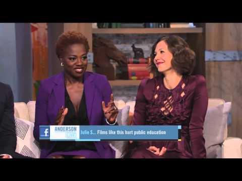 Viola Davis and Maggie Gyllenhaal on Motherhood