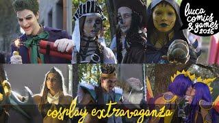 [Lucca C&G] Cosplay Extravaganza