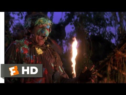 Hook (3/8) Movie CLIP - Food Fight! (1991) HD