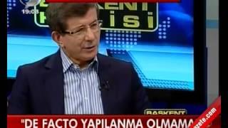 Dışişleri Bakanı Ahmet Davutoğlu Pkk Ya İzin Vermeyiz Www Beyazgazete Com