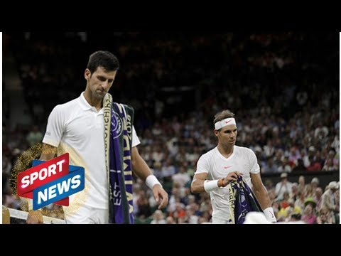Rafael Nadal vs Novak Djokovic POSTPONED: Wimbledon match forced to reschedule
