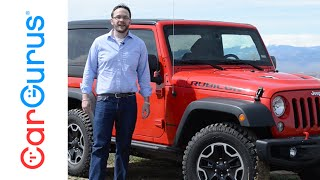 2015 Jeep Wrangler Rubicon | CarGurus Test Drive Review