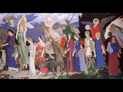The Mystical Paintings of John Duncan