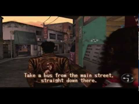 Let's Play Shenmue (Blind), Part 21 - Hop on the Bus, Gus