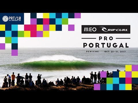 Opening Day | 2017 Rip Curl Pro Portugal